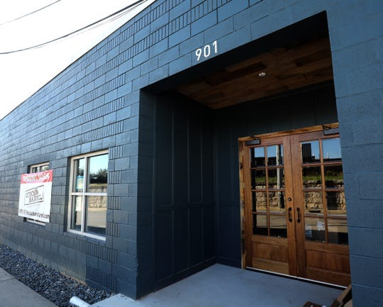 Stock & Barrel to open at 901 Gleaves Street in Nashville in late October. Photo taken on Thursday October 11, 2018.