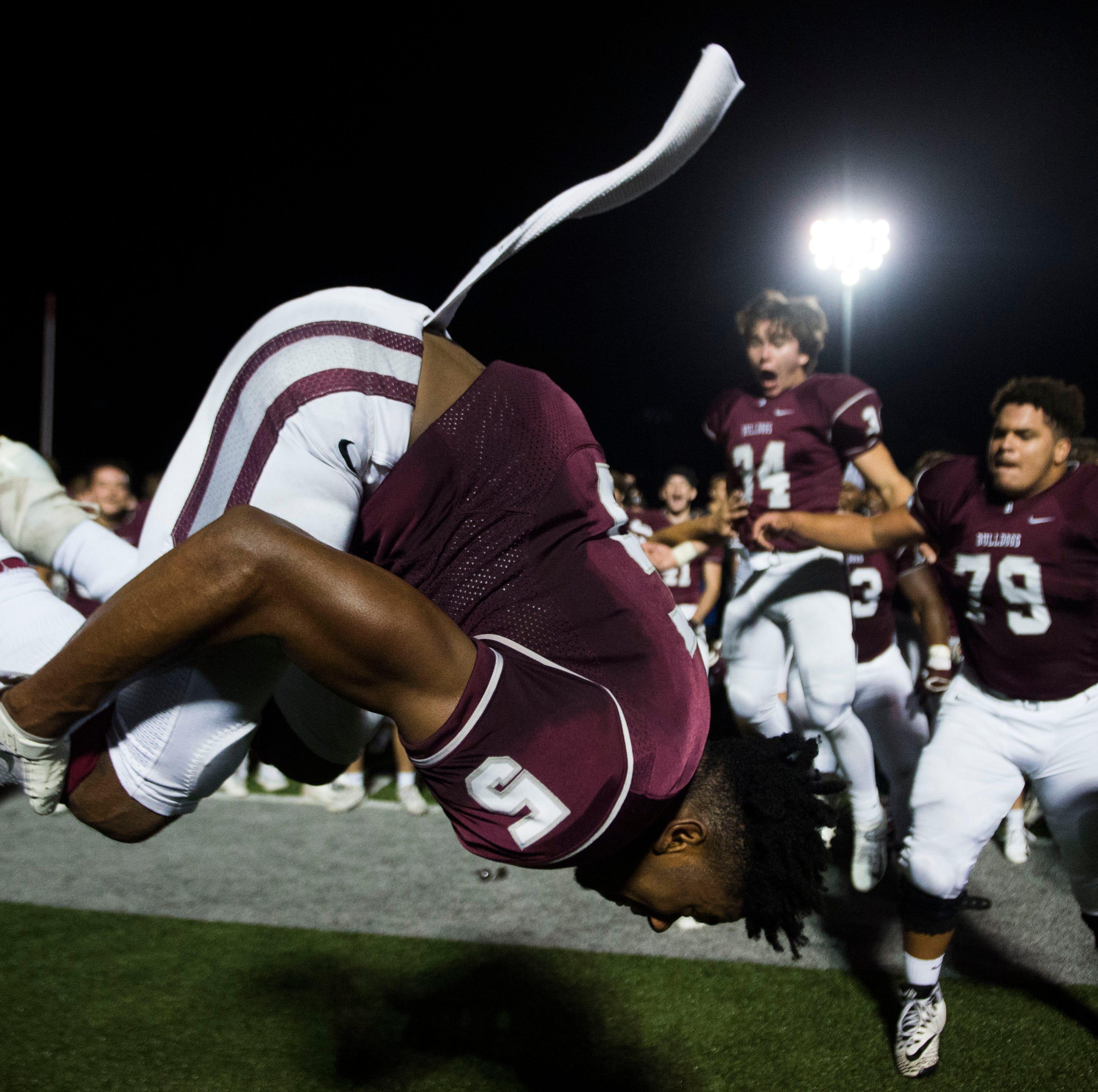 East Tennessee High School Football: Week 9 roundup