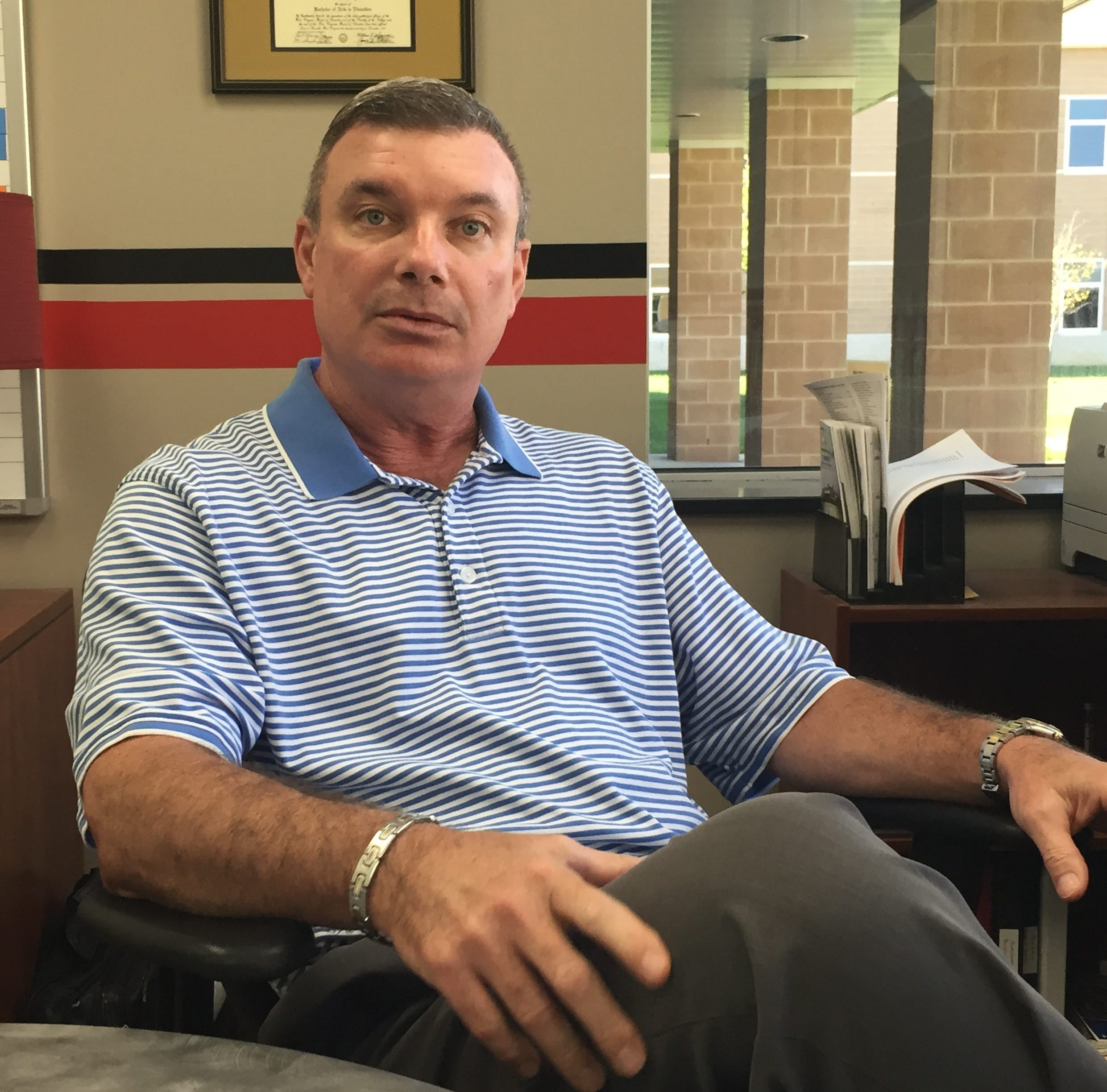 Saturday Conversation: Catching up with Fairfield Union principal Matt McPhail