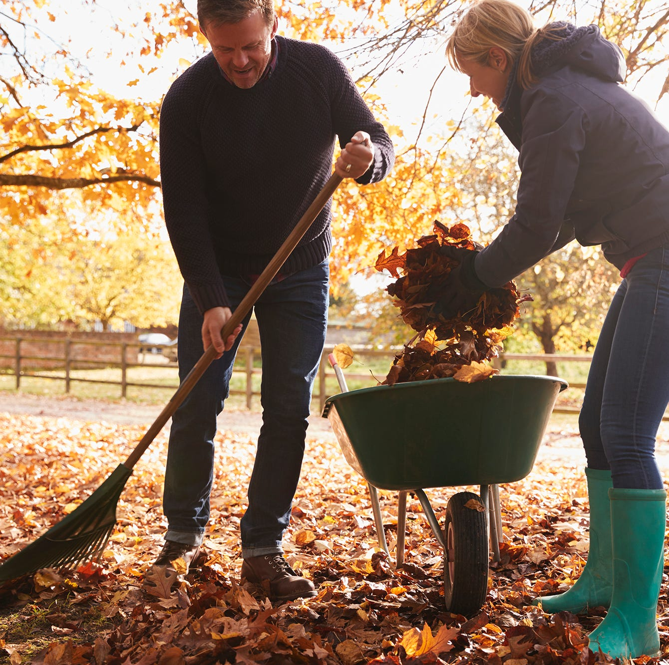 Don't Ignore Outdoor Home Maintenance Chores This Fall