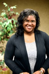 Jillian Johnson, a 2016 Everett High School graduate and Lansing Promise Scholar, is currently studying psychology at Olivet College.