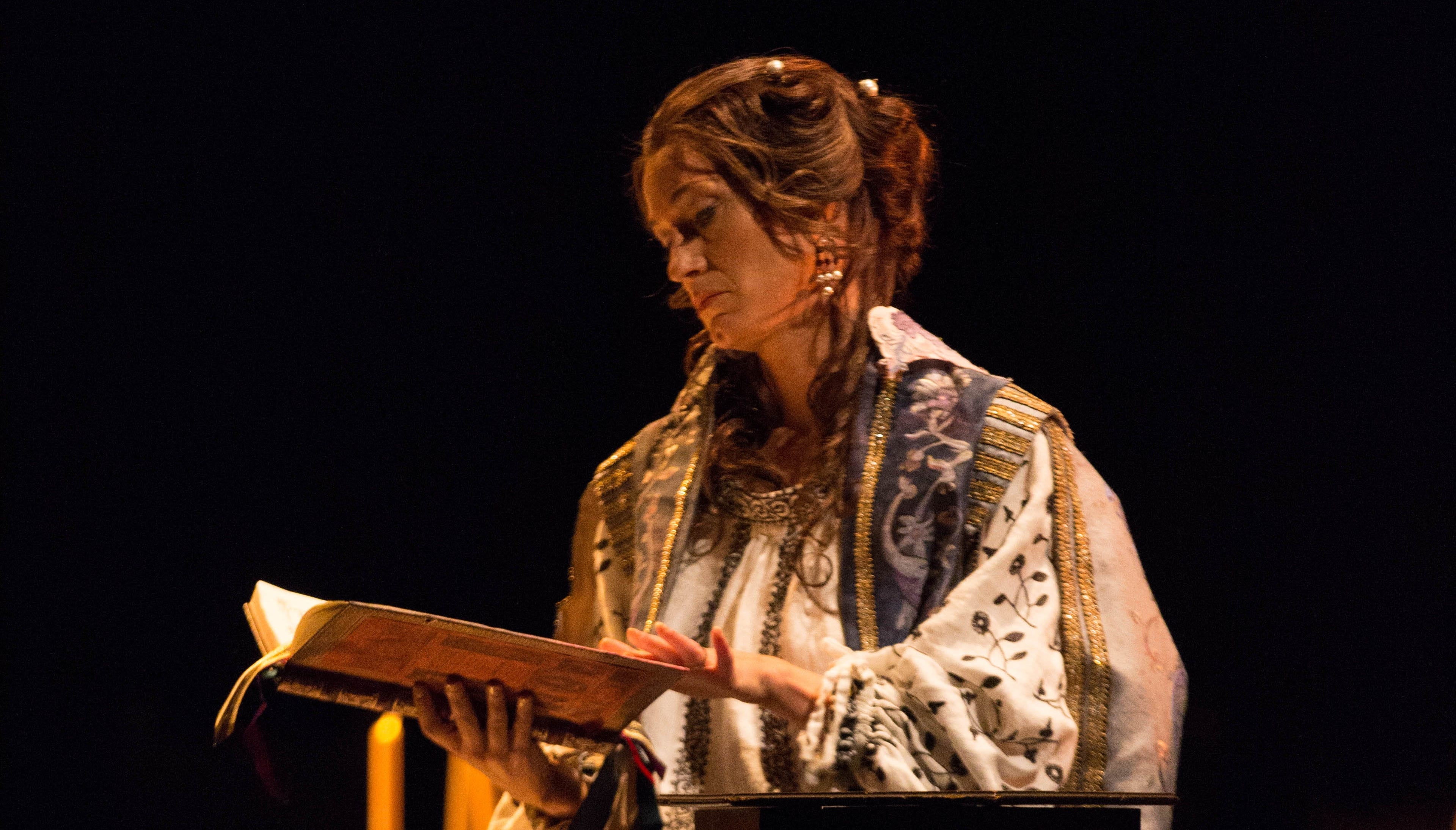 """Kate Royal performs in Florentine Opera's """"Prince..."""