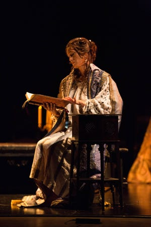 """Kate Royal performs in Florentine Opera's """"Prince of Players"""" Oct. 12 and 14 at the Marcus Center, 929 N. Water St."""
