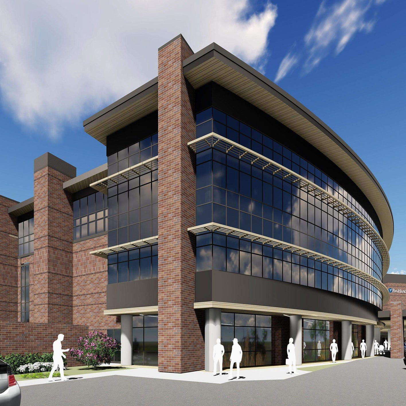 ProHealth Care unveils designs for new $55 million hospital in Mukwonago