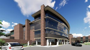 The new ProHealth Care hospital under construction on Maple Avenue in the village of Mukwonago has been delayed by the current health crisis, the health care firm said in an April 3 announcement. Completion of the long-anticipated facility, built on the campus of the existing medical clinic, is now expected by the end of the year instead of early summer.