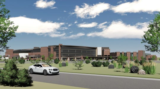 A new ProHealth Care hospital will be constructed at 240 Maple Ave. at its Mukwonago campus. Construction is expected to begin in early 2019.