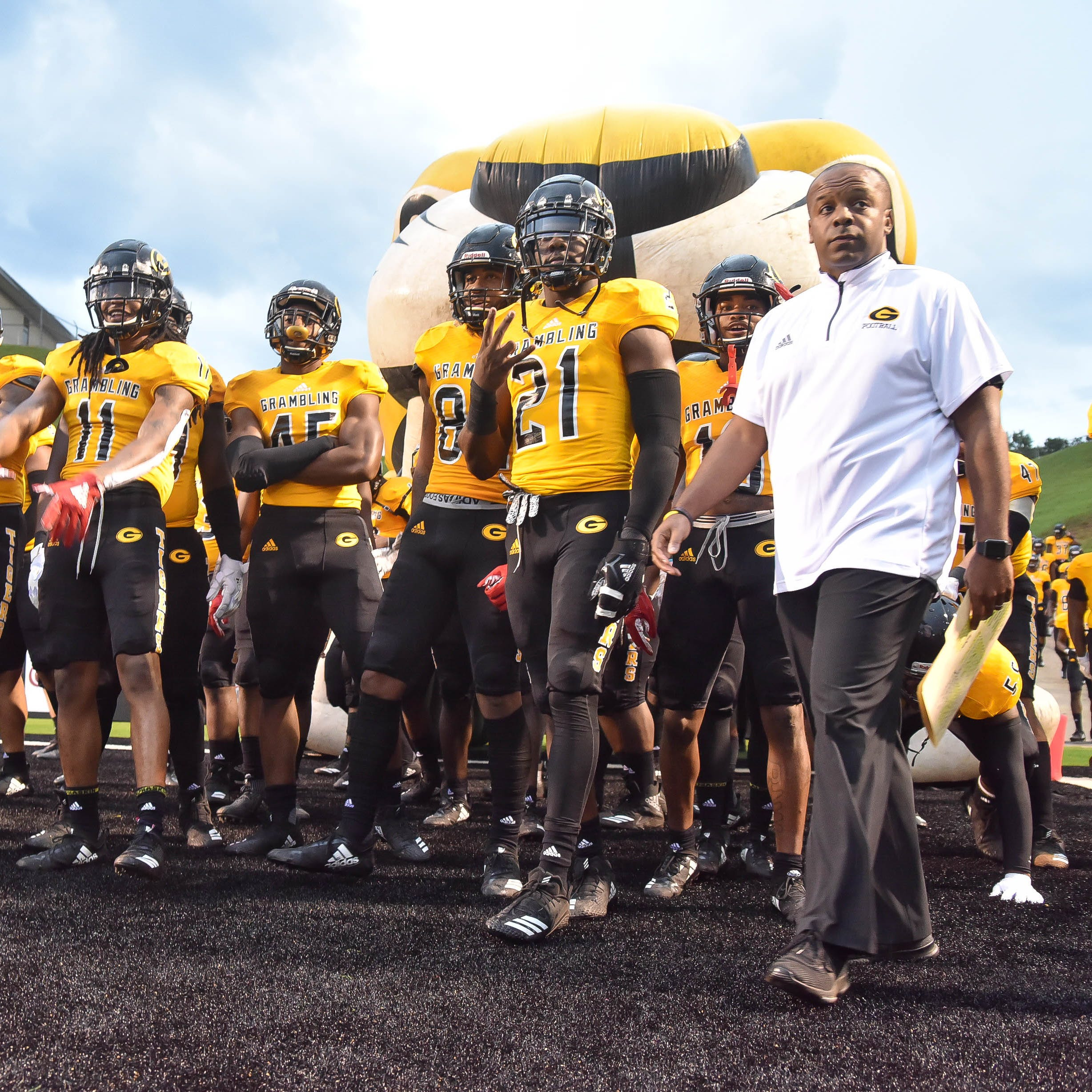 Defense helps Grambling defeat Alabama A&M for third straight win