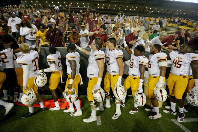 ULM can still turn this season around, but not without rediscovering the mental toughness this team had in September. That is the only way out, or the misery will continue.