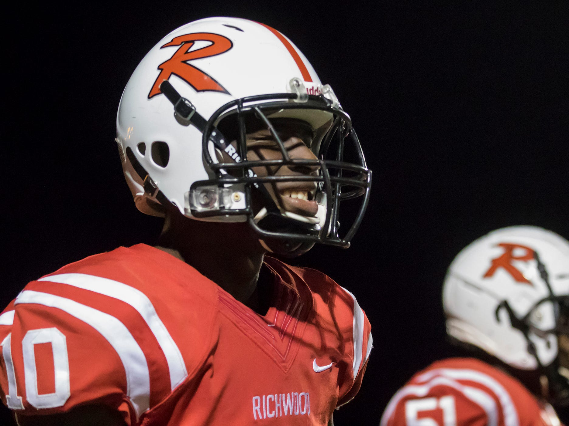 Richwood beat Carroll 24-23 in a thrilling back and forth game at Richwood High School in Richwood, La. on Oct. 11.