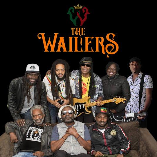 The Wailers 2018