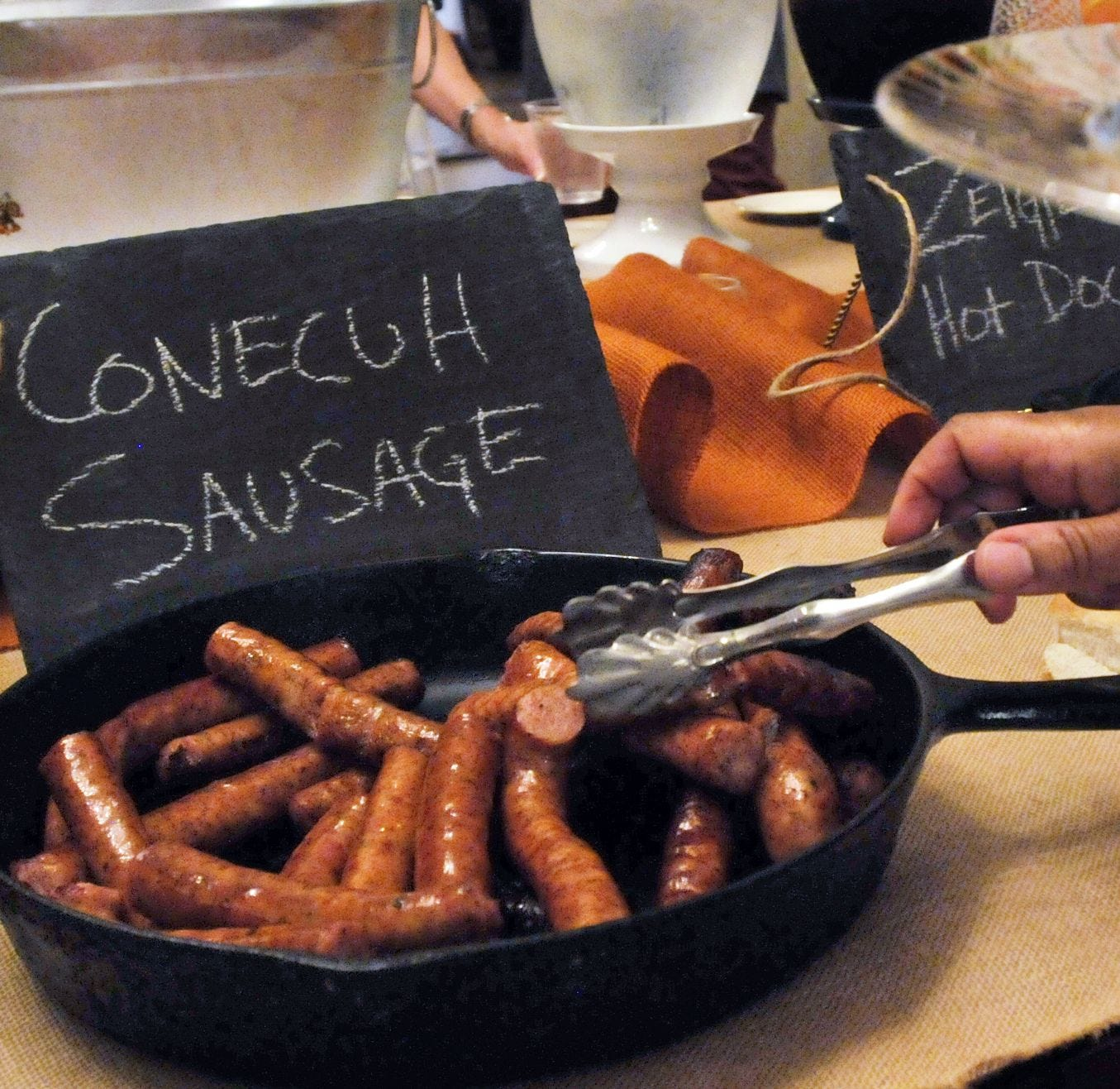 You never sausage a thing: Conecuh is so popular, it has its own fan club