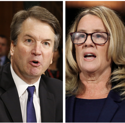 Kavanaugh attack not just about Ford