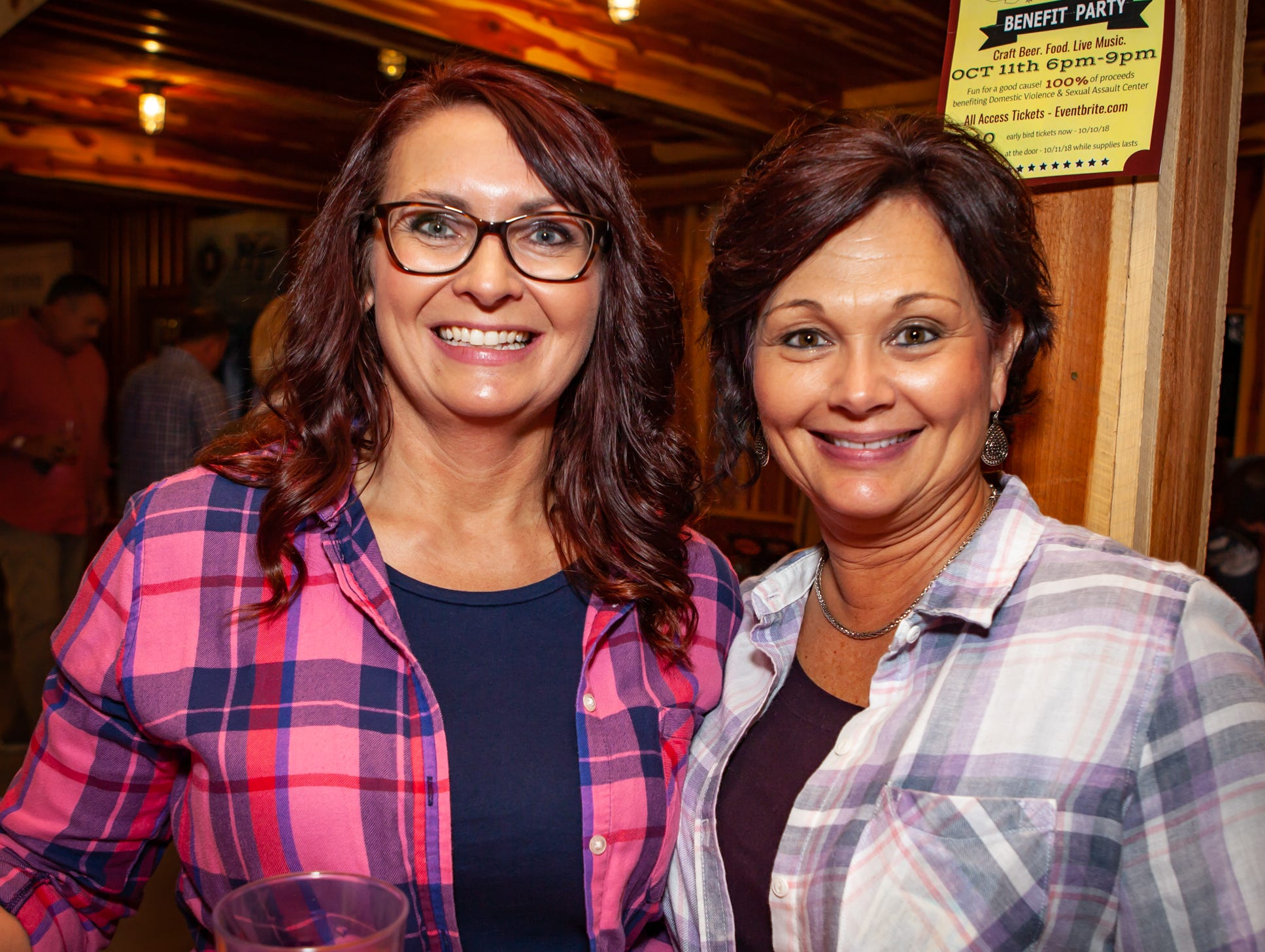 Boots and Brews: Shannon Romans and Patt Oeser