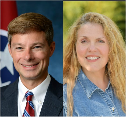 Republican Charlie Baum and Democrat DeAnna Osborne are looking to represent District 37 in Tennessee's House of Representatives.