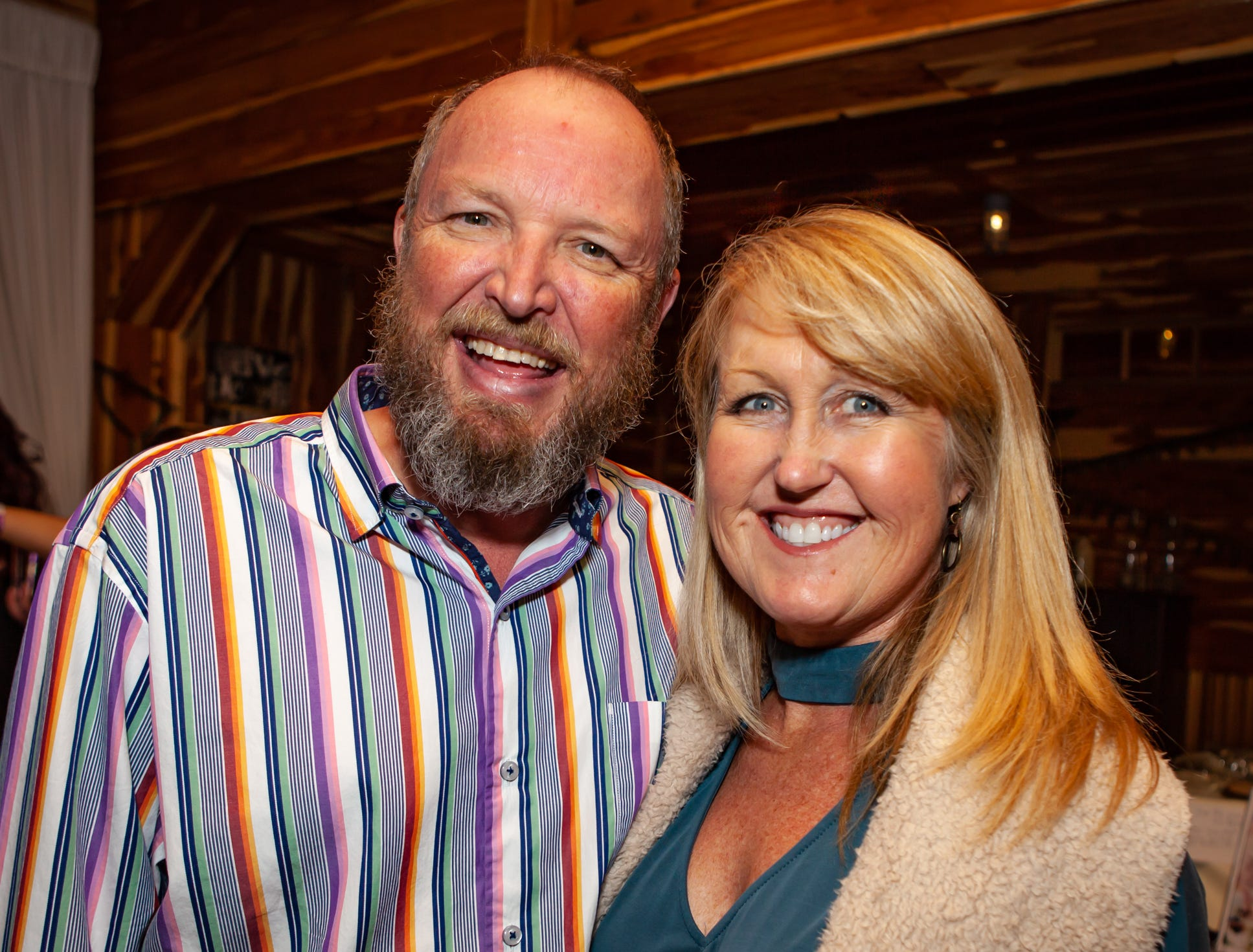 Boots and Brews: Glen Linthicum and Karen McMahon