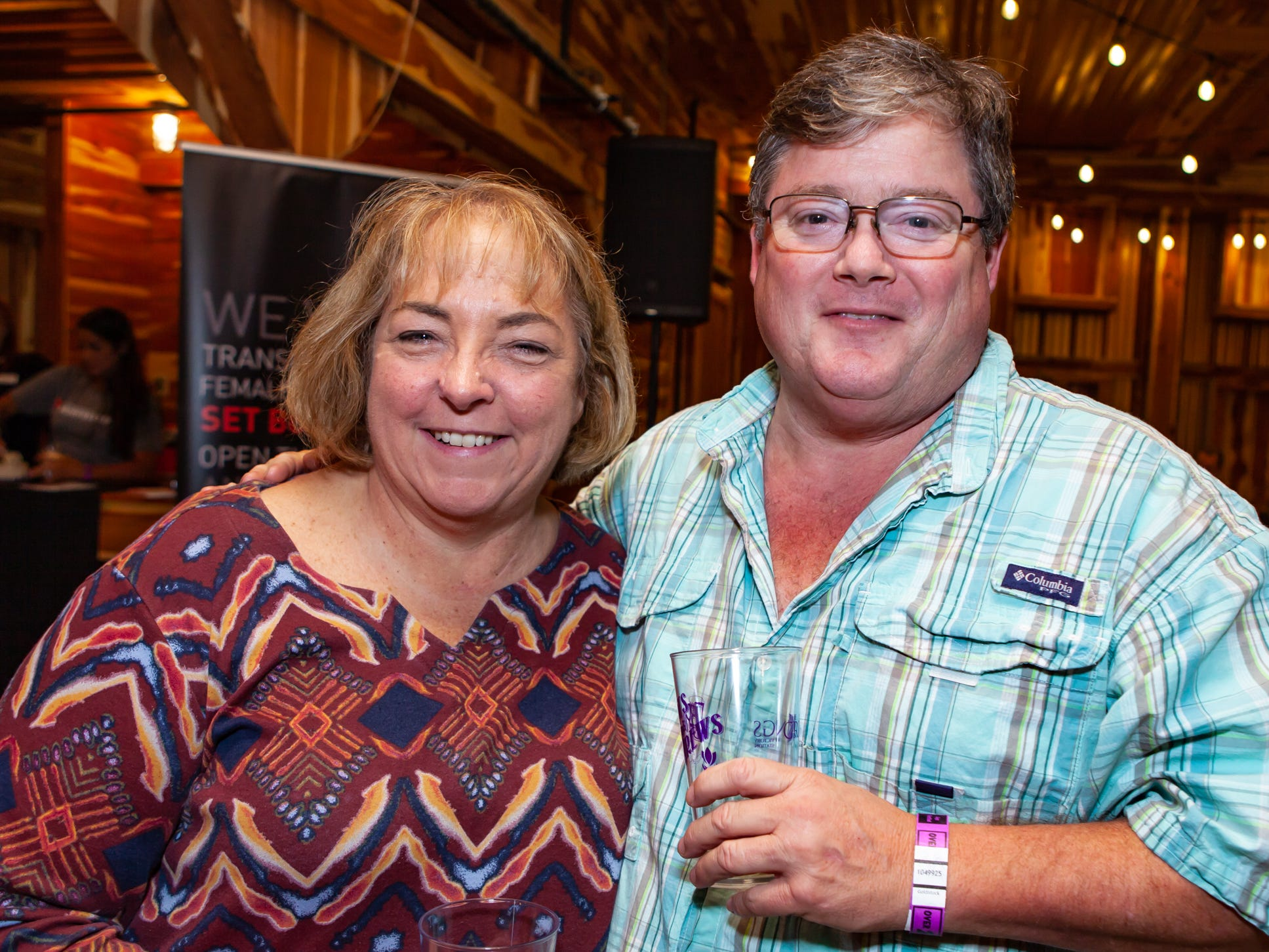Boots and Brews: Myra and Hal Beasley