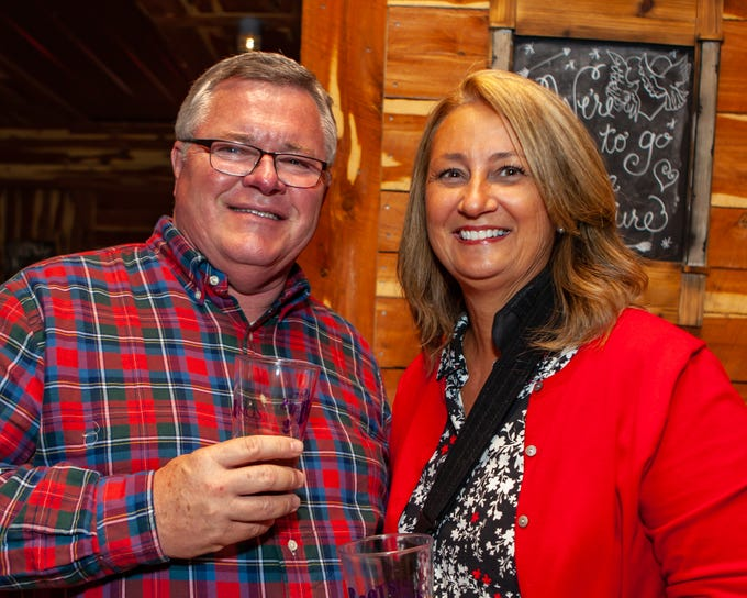 Boots and Brews: Alan and Beth Morris