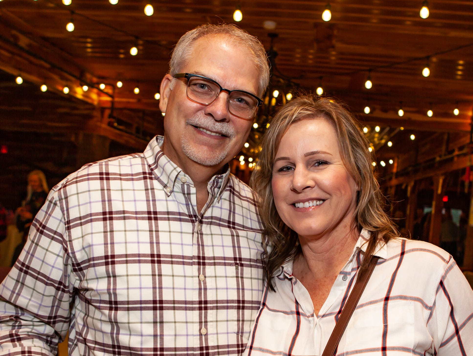 Boots and Brews: David and Reine Mathis