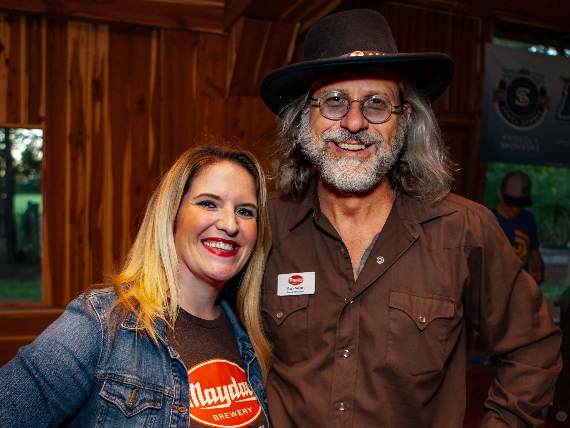 Boots and Brews: Ariana Vandenburgh and Ozzy Nelson with Mayday Brewery