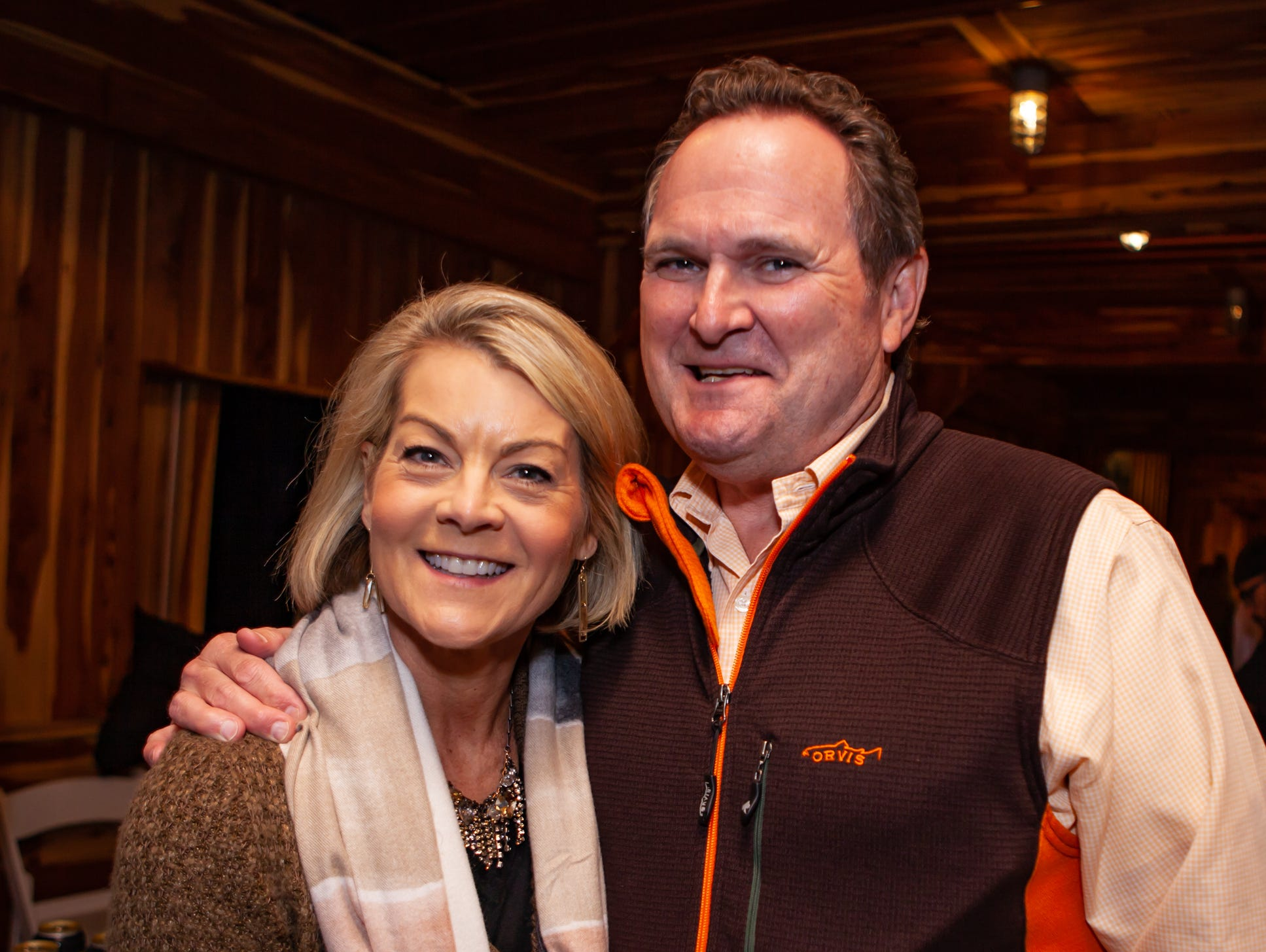 Boots and Brews: Leigh and Jeff McKee