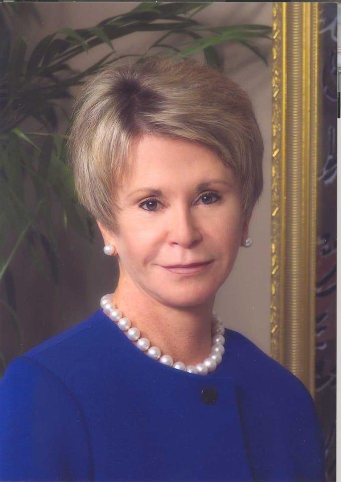 Colleen Conway-Welch, dean of the Vanderbilt University School of Nursing.