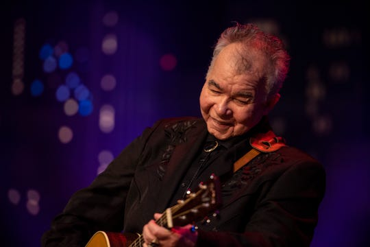 John Prine will be back at the Fox Cities PAC in May.