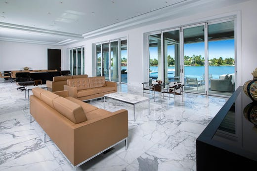 Port Royal home located at 500 Admiralty Parade hits market for nearly $20 million.