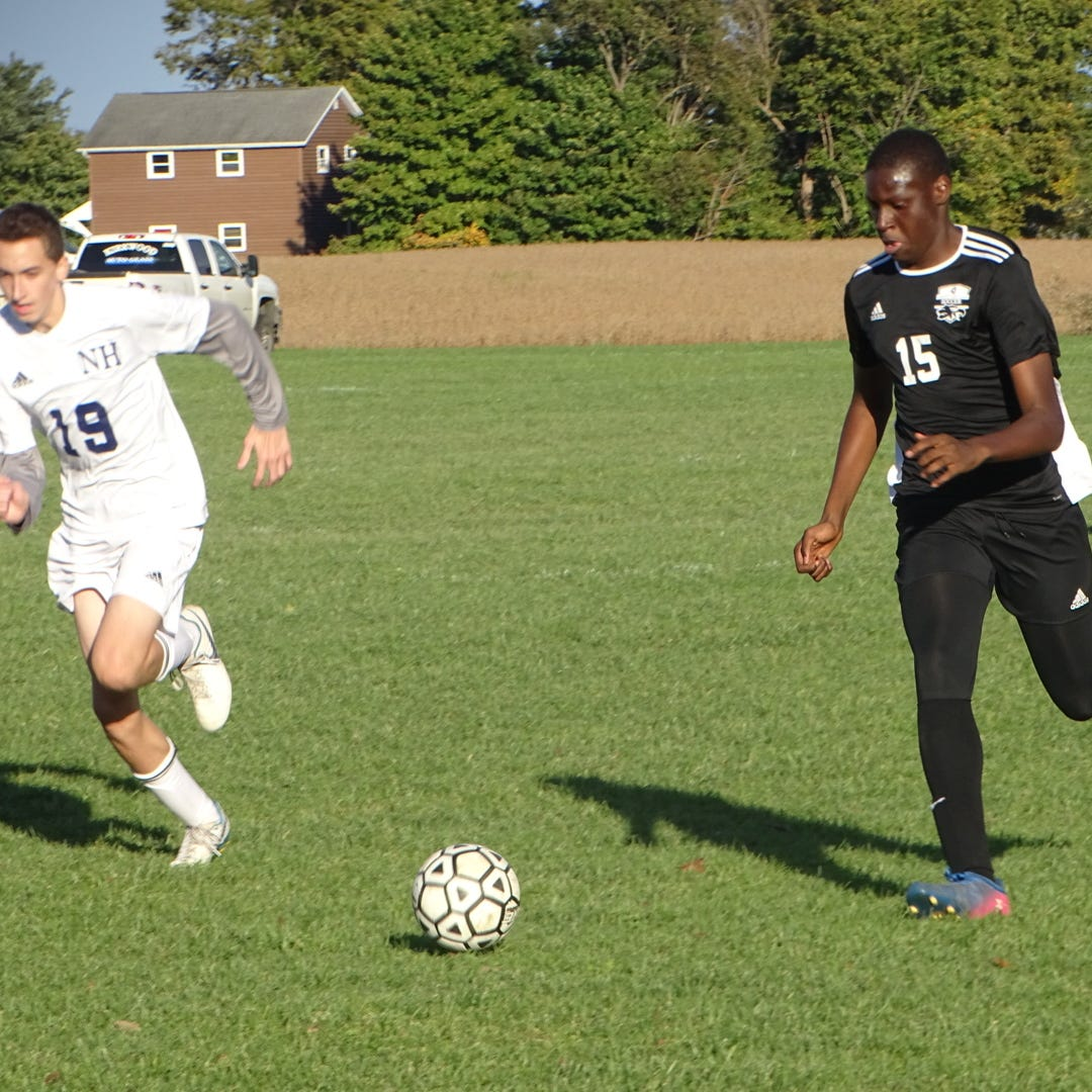 Liberty Christian beat New Hope 7-0 on Thursday to improve to 12-1-1 on the season.