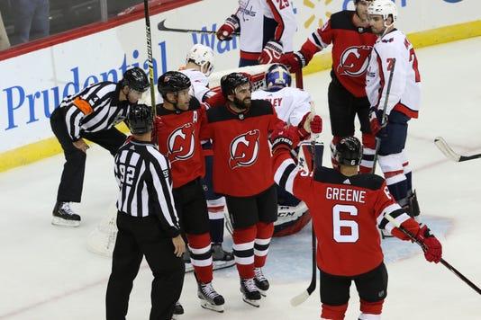 Kyle Palmieri sets an NJ Devils record in rout over Washington Capitals 343587ff4