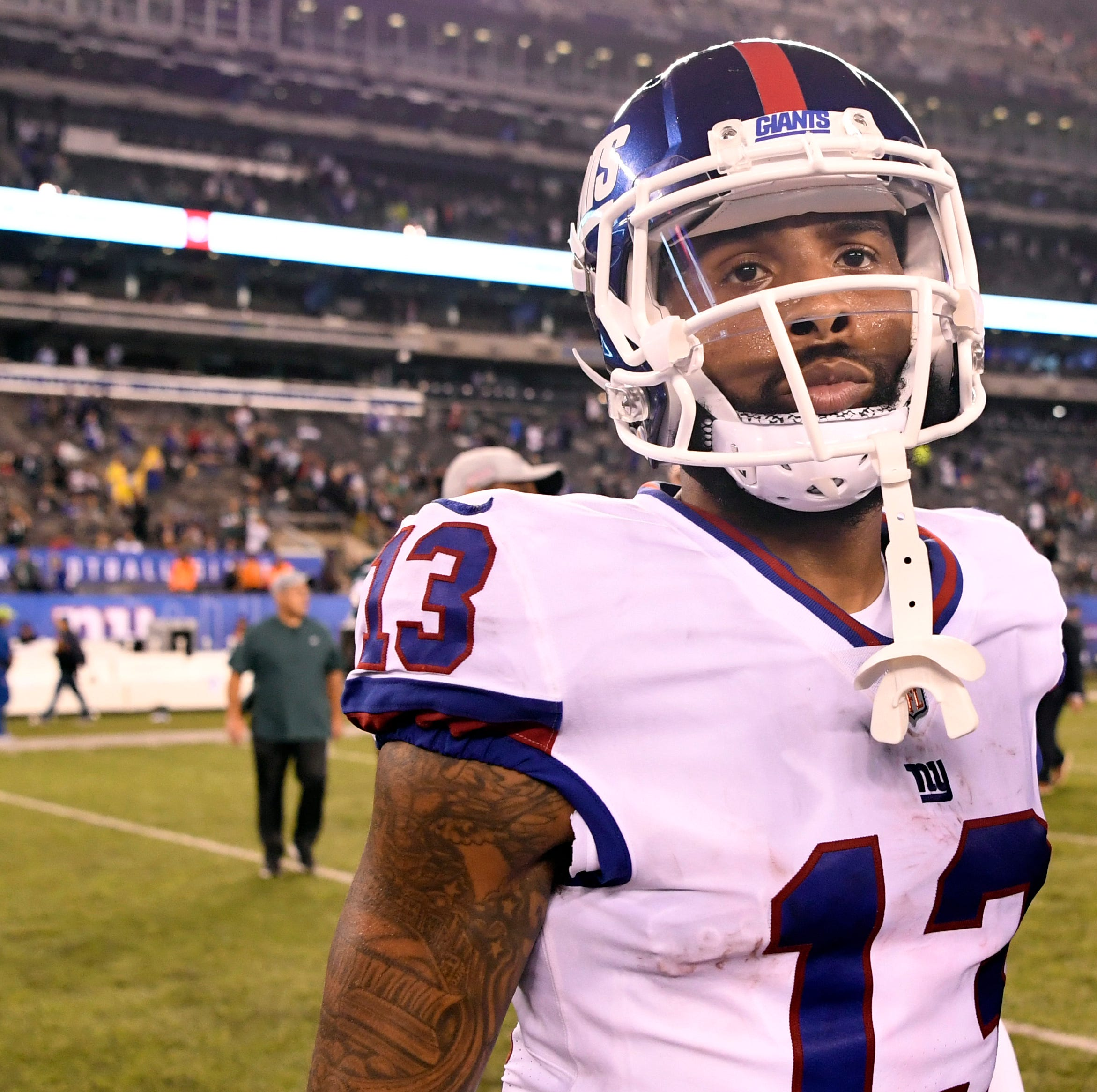 Odell Beckham Jr. trade: Fans react to NY Giants trade with Cleveland Browns
