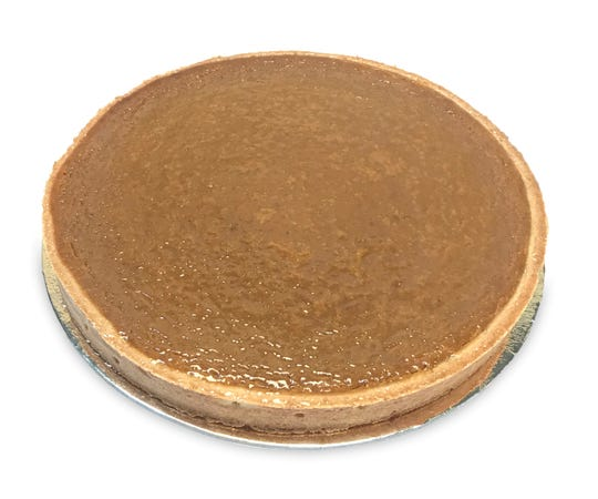 Sook pumpkin pie