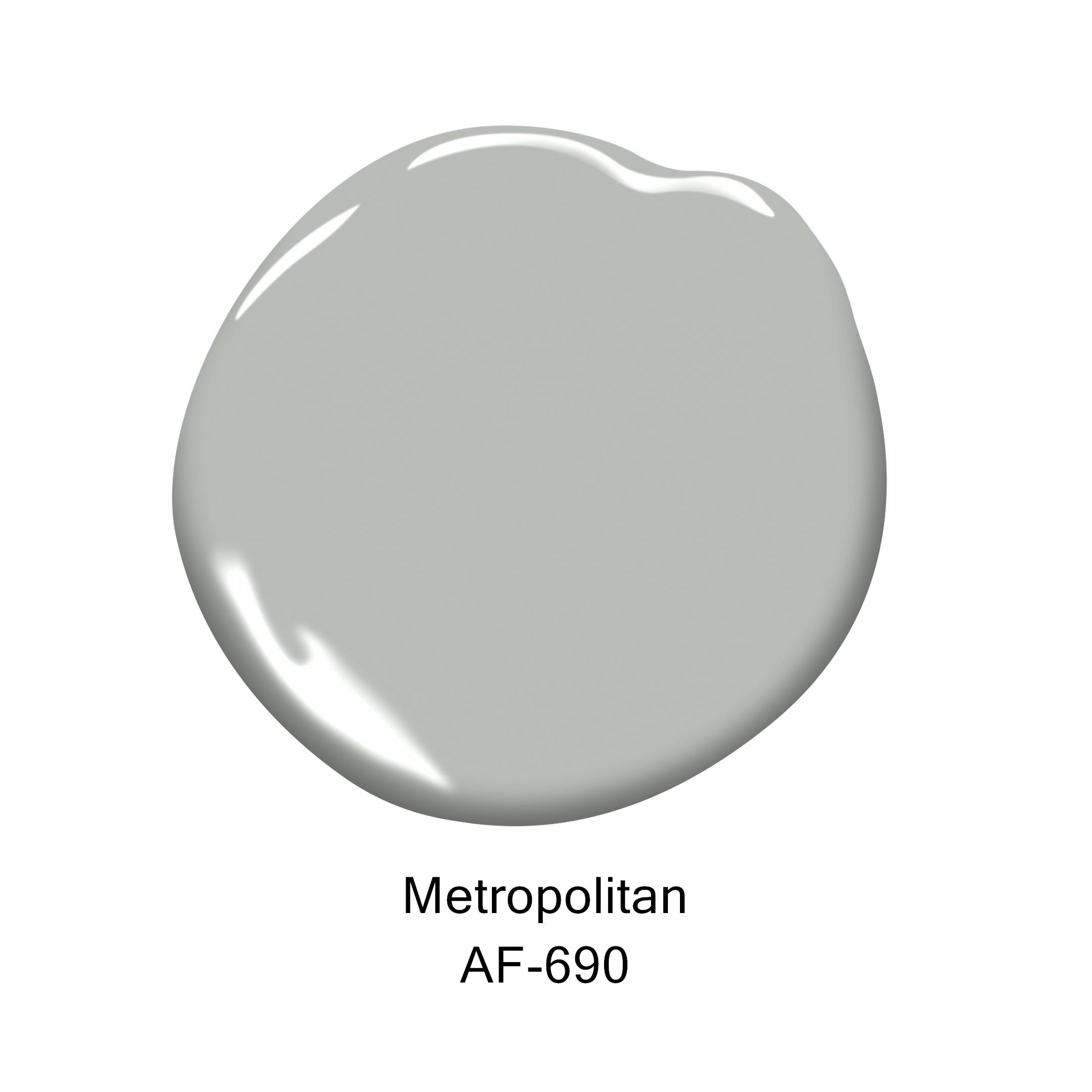 2019 Color of the Year selected by Montvale-based Benjamin Moore paint company