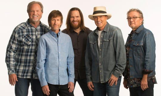 Sawyer Brown Performs  at 7:45 p.m. on the Main Stage on Saturday, Oct. 20.