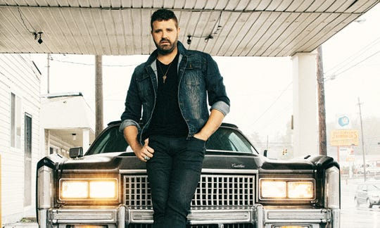 Randy Houser performs on the Main Stage at 9:30 p.m. on Saturday, Oct. 20.