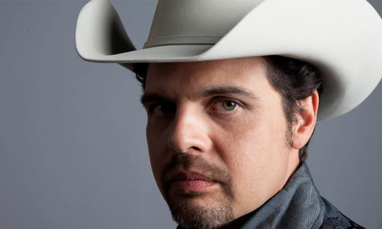 Rick Trevino performs at 2:30 p.m. on the Main Stage on Sunday, Oct. 21.