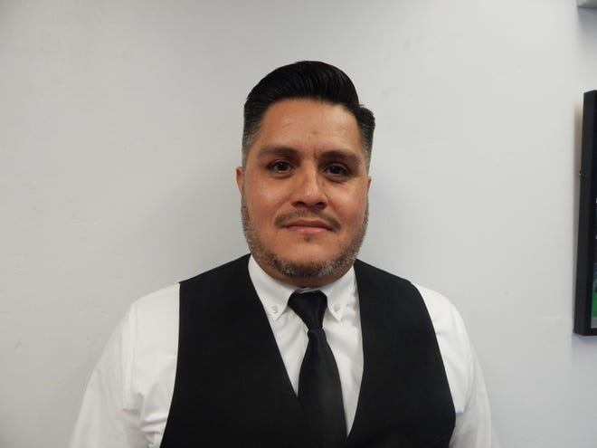 Michael Padilla has been named Star Performer at the Double Eagle Restaurant .