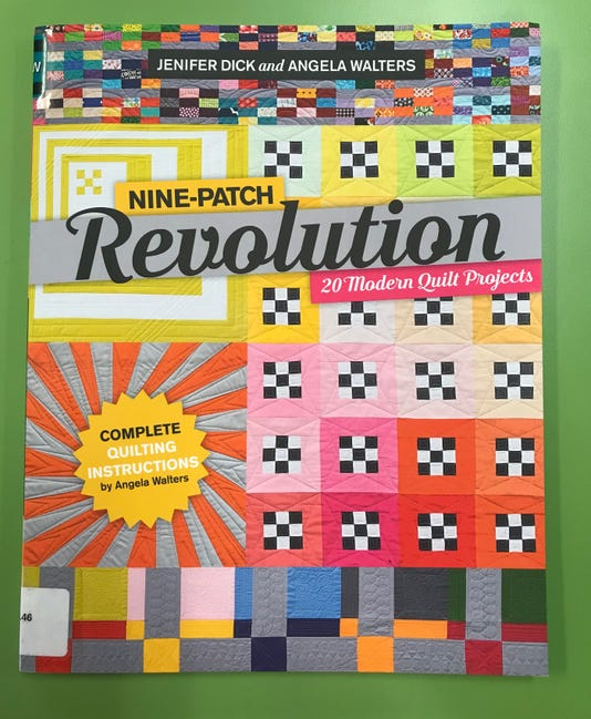 9 Patch Revolution