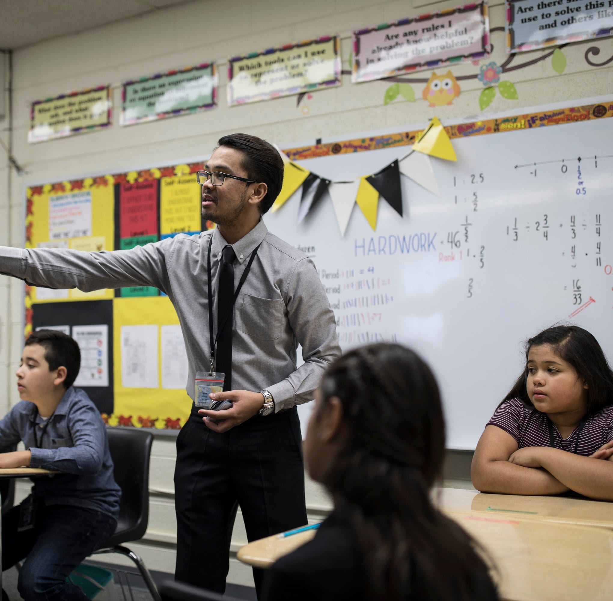 Foreign teachers are paying to work in New Mexico public schools. Here's why.