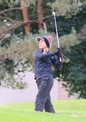 Northville sophomore Katelyn Tokarz was seventh with an 86 at the Division 1-Regional 2 tourney at Travis Pointe.