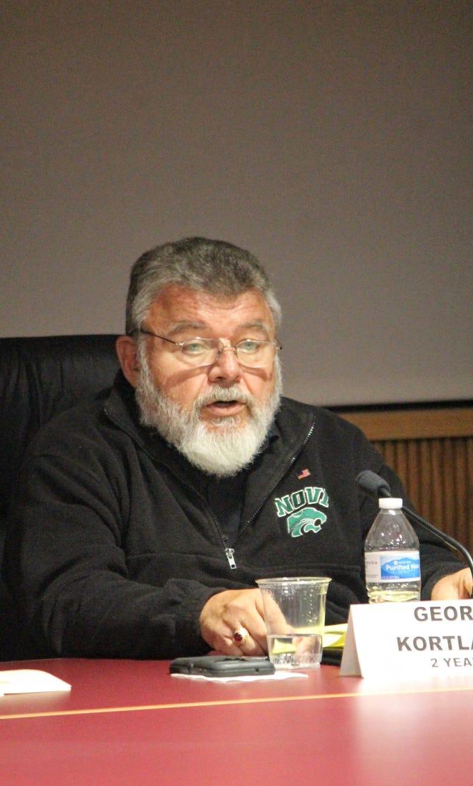 George Kortlandt.