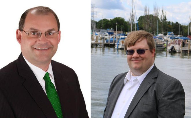 Incumbent state Rep. Michael Schraa, R-Oshkosh, and Democratic challenger Joe Lavrenz are both vying for the 53rd District Assembly seat.