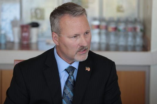 Indio Candidate 2018 Mike Wilson