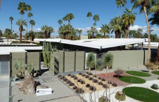 61 215 Twin Palms Estates William Krisel For Alexander Construction 1957 1959 39
