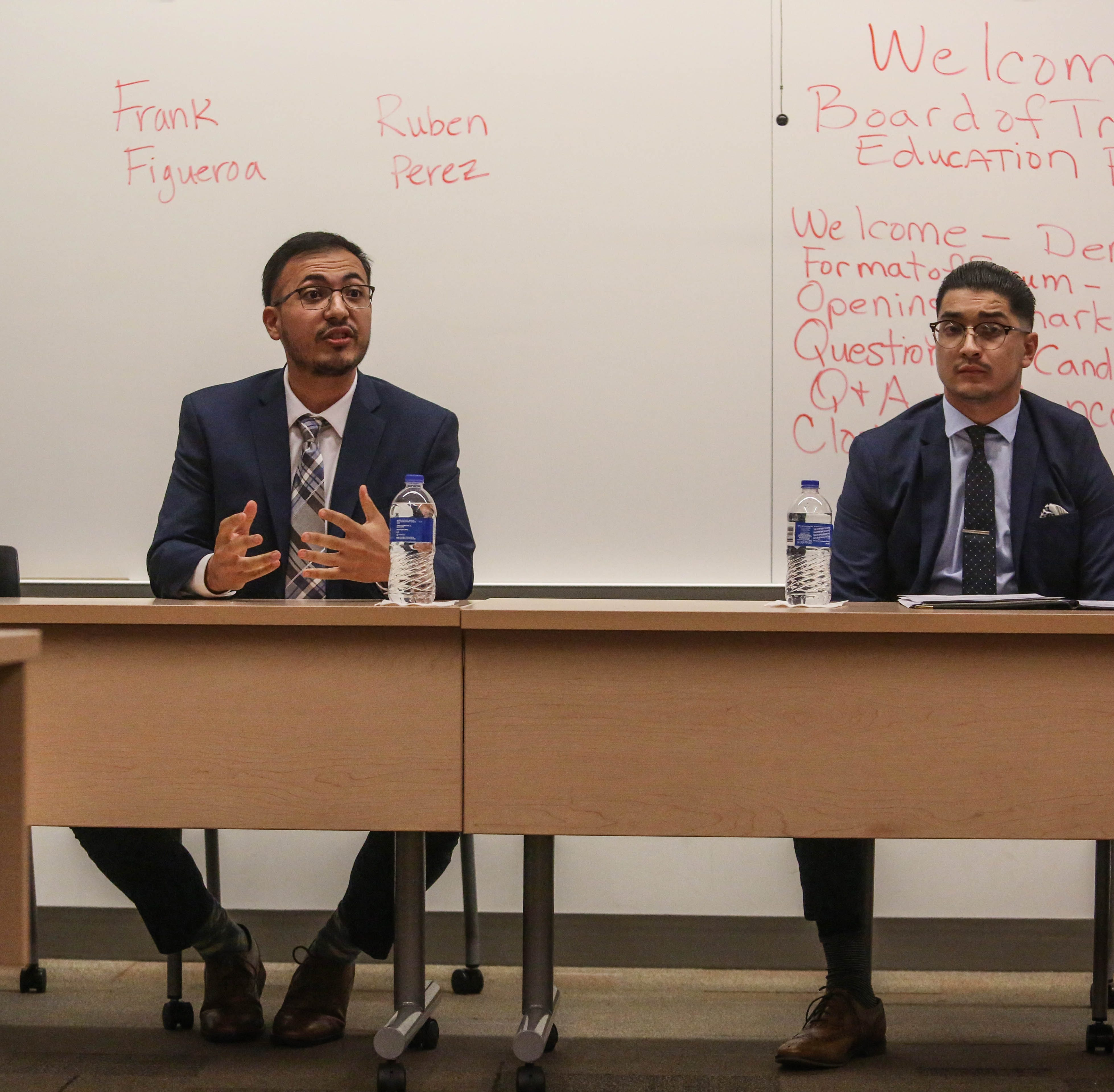 Eastern Coachella Valley resentments surface at COD board candidates forum