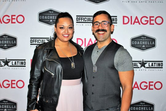 """Filmmakers Amanda De Souza and Brian Otaño are the creative minds behind the film """"Call Me Daddy,"""" airing in the LGBTQ block."""