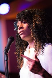 The next Jazz Meets Poetry will bring together musicians and poets to celebrate national Black Poetry Day.