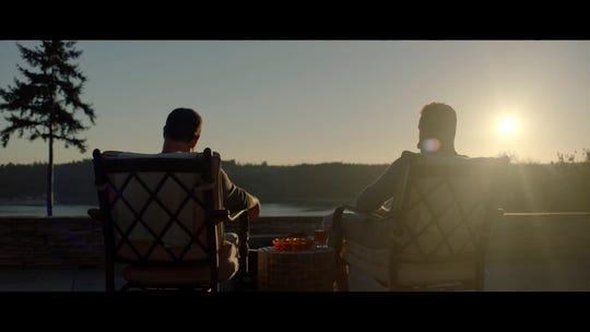 """Josh Crotty and Derek Phillips star in """"Port Defiance."""""""