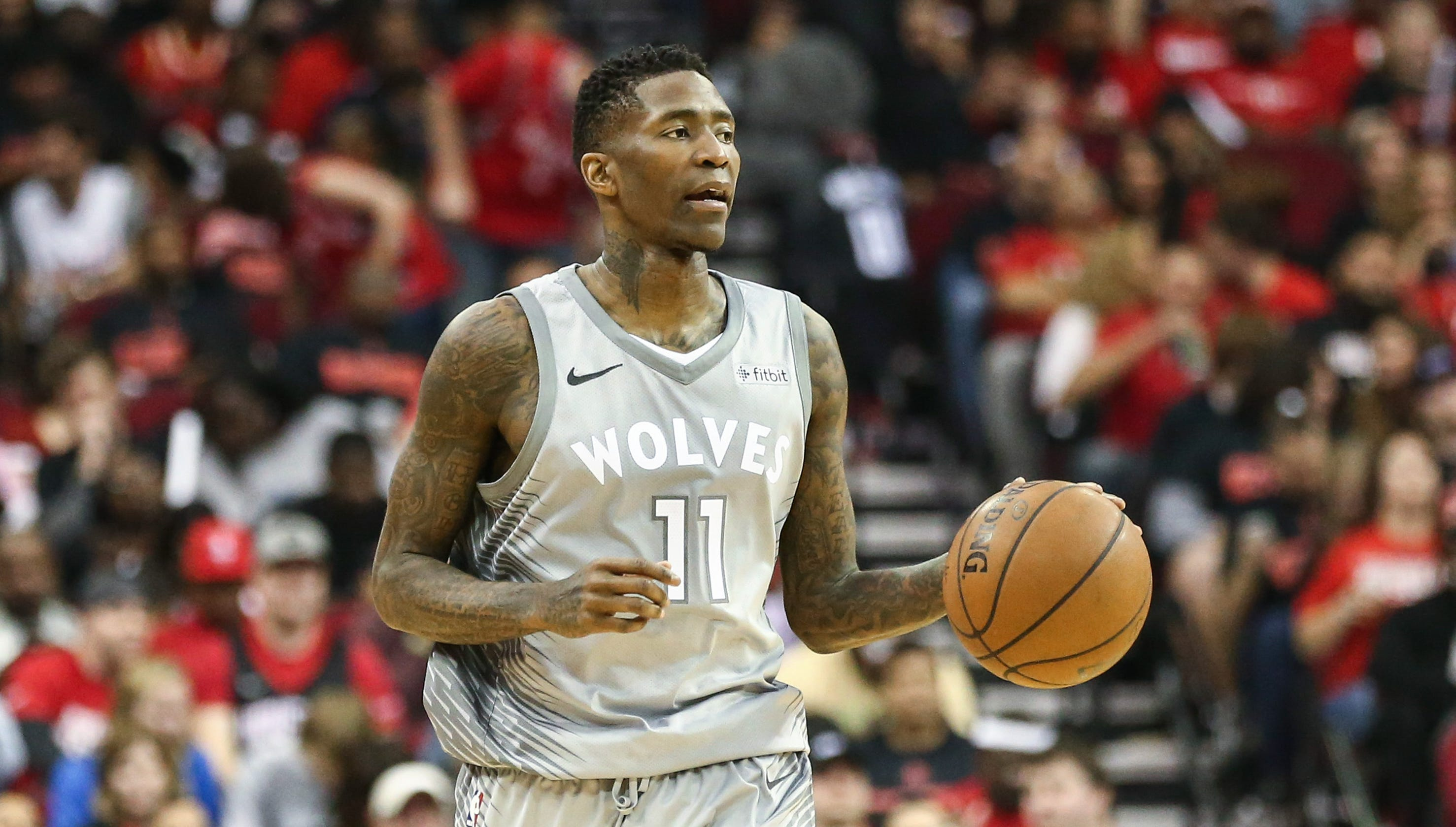 Phoenix Suns  Jamal Crawford discusses origin of his crossover move 39b8df1f5