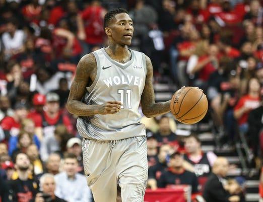 Nba Playoffs Minnesota Timberwolves At Houston Rockets