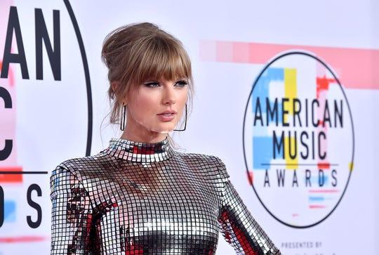 Taylor Swift es la artista más decorada en la historia de los Billboard con 23 galardones